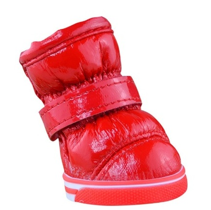 lovely červené zateplené čižmy XL 805d74a6b5b
