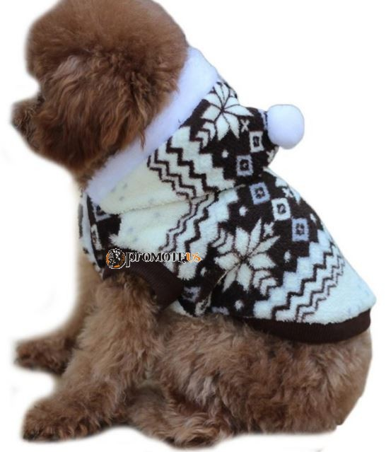(veľkosť XS  32 20 cm) Zateplený sveter pre psov Rover empty df8737783b2